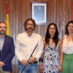 Eduardo Burgos, nuevo alcalde de Torrelaguna