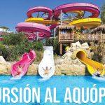 7 de agosto: Excursión al Aquópolis