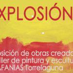 Exposición de Afanias en la Casa de la Cultura
