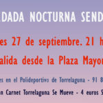 Viernes 27 de septiembre: IV Quedada Senderista
