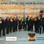Concierto de la Coral Juan de Mena en Talamanca del Jarama