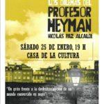 Lectura dramatizada de la obra: Los dilemas del profesor Heyman