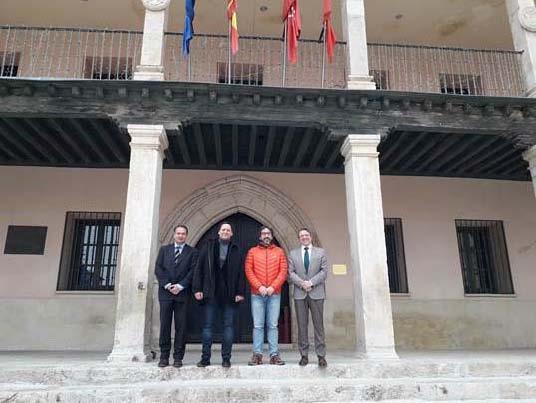 Reunión COIGT Torrelaguna