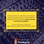 Salas de ensayo de música para jóvenes totalmente gratuitas