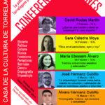 Ciclo Conferencias Jóvenes en la Casa de la Cultura