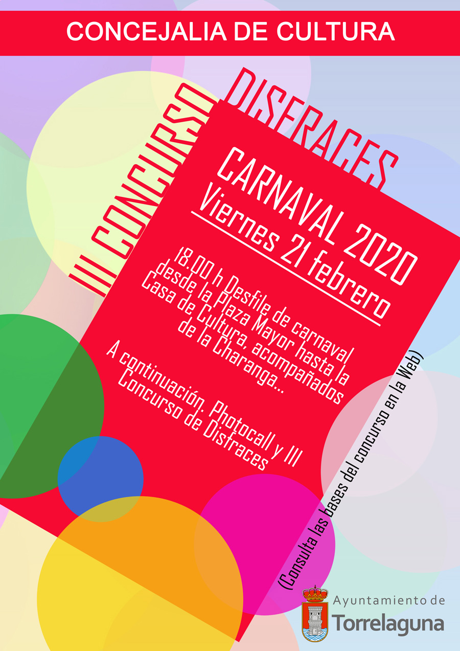 Carnaval 2020 Torrelaguna