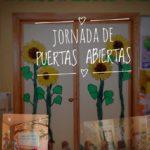 Jornada de puertas abiertas en la Escuela Infantil