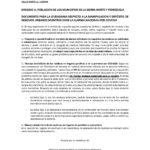 MANIPULACION Y DEPÓSITO DE RESIDUOS URBANOS MIENTRAS DURE LA ALARMA NACIONAL POR COVID19