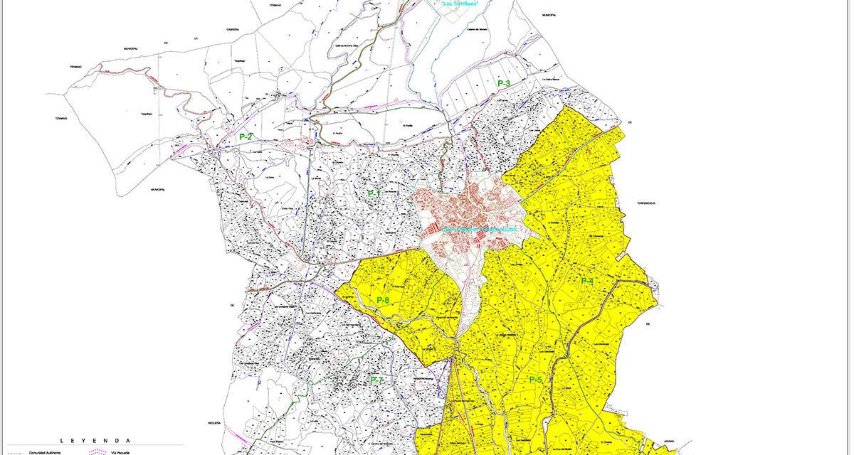 Concentración Parcelaria de Torrelaguna: últimas fechas de entrega de declaraciones de los propietarios participantes