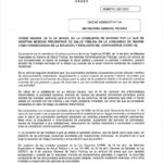 Orden 362/2020 de la Consejería de Sanidad por la que se adoptan medidas preventivas como consecuencia de la situación y evolución del Coronavirus (COVID-19)