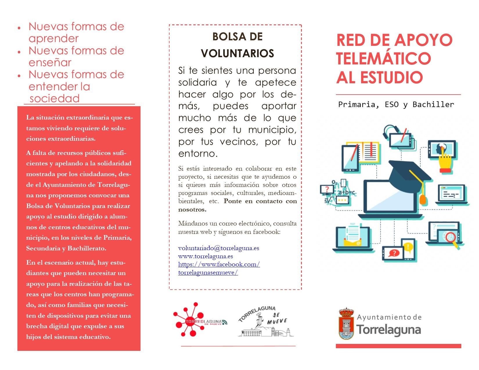 RED DE APOYO TELEMÁTICO AL ESTUDIO