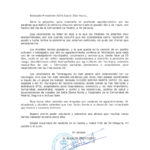 Carta abierta del Alcalde-Presidente de la Villa de Torrelaguna, D. Eduardo Burgos, a la Presidenta de la Comunidad de Madrid Dª Isabel Díaz Ayuso