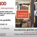 Seminario on line gratuito para hostelería y comercios (sector alimentación)