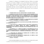 Convocatoria Pleno ordinario día 24 de junio