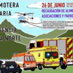 Ruta motera solidaria de la emergencia Sierra Norte