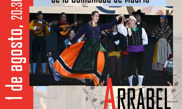 Festival Juntos 2020: Arrabel, música y danza tradicional de la Comunidad de Madrid