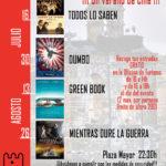 Verano de Cine y Teatro en la Plaza Mayor de Torrelaguna