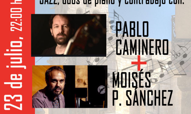 Música en las Villas de Madrid. Pablo Caminero y Moisés P. Sánchez