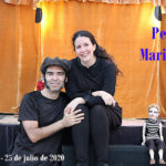 "Imágenes de ""Periplo Varieté"", títeres en Torrelaguna – 25 de julio de 2020"