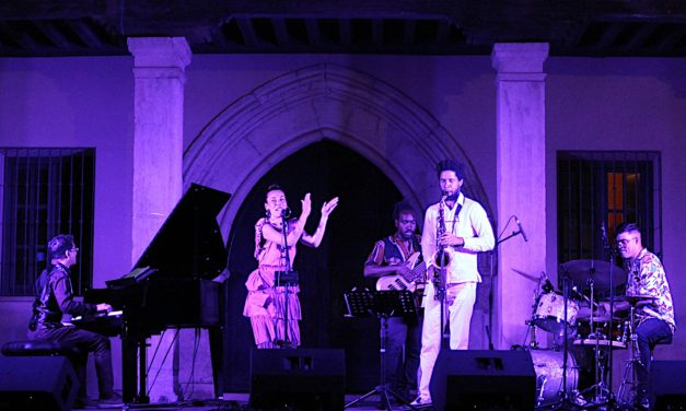 """Presentación del ciclo """"Música en las Villas de Madrid"""" y resumen de la actuación de la banda """"THE CUBAN JAZZ SYNDICATE"""""""