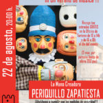 Teatro en la Plaza Mayor: PERIQUILLO ZAPATIESTA