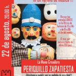 Teatro en la Plaza Mayor: PERIQUILLO ZAPATIESTA
