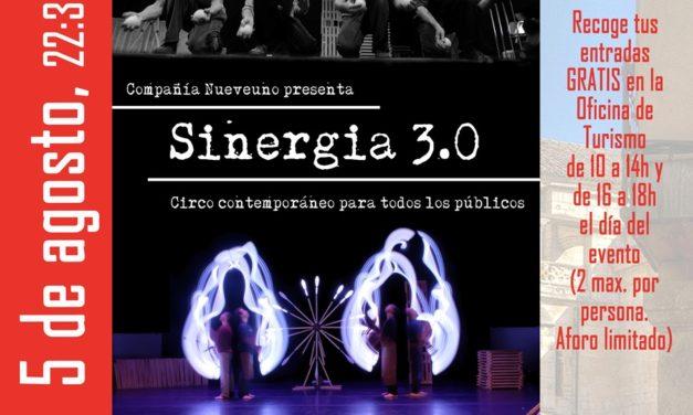 """Vídeo del espectáculo """"SINERGIA 3.0"""""""