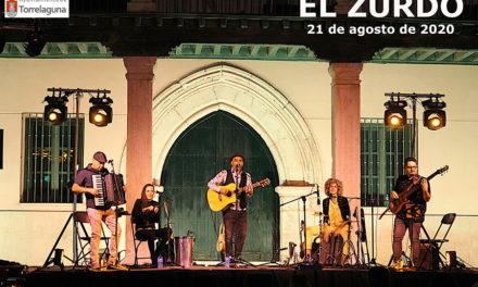 'El Zurdo' en Torrelaguna – 21 de agosto de 2020