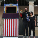 """Periquillo Zapatiesta"", títeres en la Plaza Mayor de Torrelaguna"