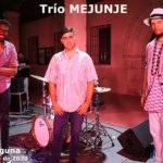 'Trío Mejunje' en la Plaza Mayor de Torrelaguna – 20 de agosto de 2020