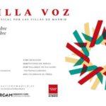 """II Edición de """"A Villa Voz"""""""