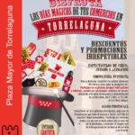 Comercios Mágicos en Torrelaguna, sábado 17 de octubre de 2020