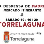 La Despensa de Madrid. Mercado itinerante en Torrelaguna