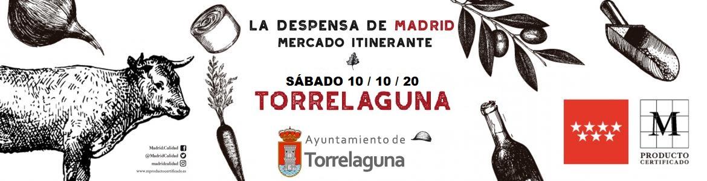 La despensa de Madrid- Mercado itinerante