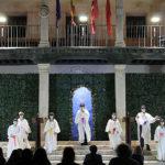 """Imágenes de la obra """"Las mil peores poesías de la lengua castellana"""", representada por el grupo de teatro de Torrelaguna, XEXIL BODY MILK"""