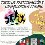 Curso de participación y dinamización juvenil en Torrelaguna
