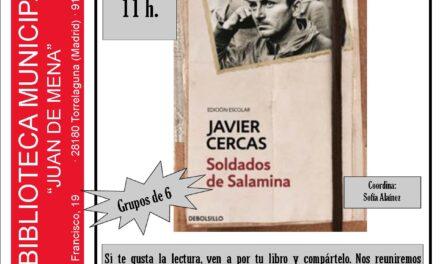 Club de lectura adultos. Biblioteca Municipal Juan de Mena