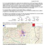 Situación epidemiológica de Covid-19 en Torrelaguna a 20 de octubre 2020