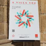 A Villa Voz. Concierto de la ORCAM en la Iglesia Parroquial de Torrelaguna, sábado 3 de octubre de 2020