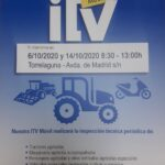 ITV móvil en Torrelaguna