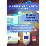 Curso de Marketing y Venta online para mujeres emprendedoras