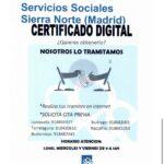 Obtén tu Certificado Digital en Servicios Sociales