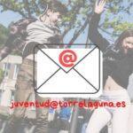 La Concejalía de Juventud ya tiene dirección de correo electrónico