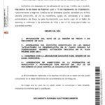 Convocatoria Pleno extraordinario día 2 de diciembre de 2020