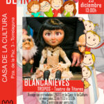 Blancanieves, Teatro de Títeres