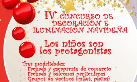 """IV Concurso de decoración e iluminación """"Navidades mágicas 2020/21"""""""