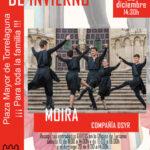 MOIRA: espectáculo de danza