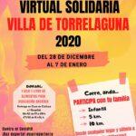 ¿Preparados para la San Silvestre virtual Solidaria Villa de Torrelaguna 2020?
