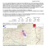 Informe epidemiológico 22/12/2020
