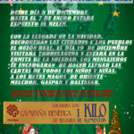 Actividades navideñas y actos benéficos de la Hermandad de Nuestra Señora de la Soledad